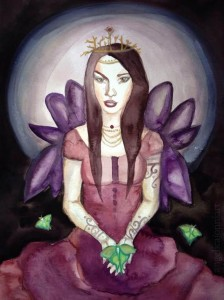 Original Art by Angelica Jonni at Whimsickal Creations